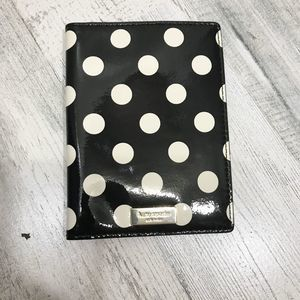 Kate Spade New York Polka Dot Passport Holder